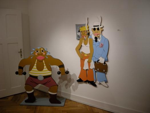 """""""C'est pas gagné !"""" - Galerie EigenArt - avril 2011"""